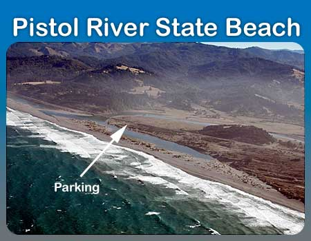 Pistol River State Beach - Gold Beach Oregon